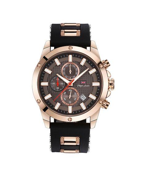 Relogio-Cronografo-Philiph-London-Masculino---PL80068612MMR-Preto-9922677-Preto_1