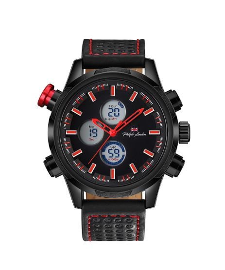 Relogio-Cronografo-Digital-Philiph-London-Masculino---PL80061312MPR-Preto-9922671-Preto_1