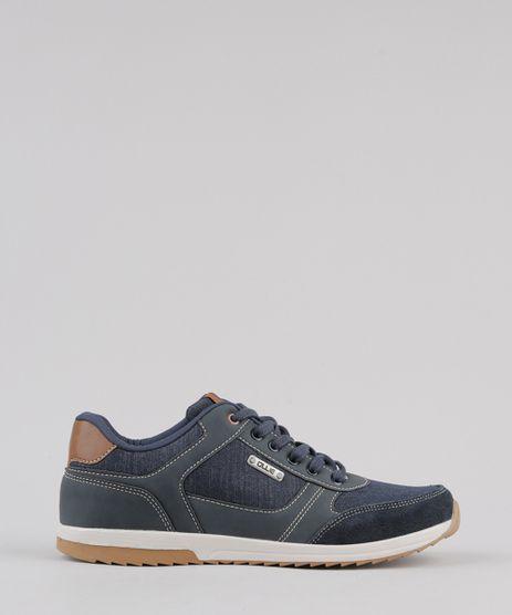 Sapatenis-Jeans-Masculino-Ollie-com-Recortes-Azul-Escuro-9881249-Azul_Escuro_1