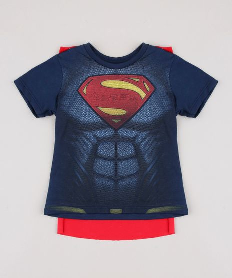 Camiseta-Infantil-Carnaval-Super-Homem-com-Capa-Removivel-Manga-Curta-Azul-Marinho-9838319-Azul_Marinho_1