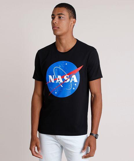 Camiseta-Masculina-NASA-Manga-Curta-Gola-Careca-Preta-9860456-Preto_1