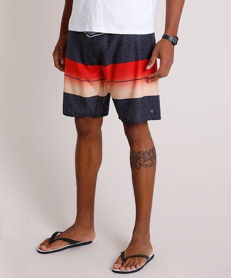 Bermuda-Surf-Masculina-Listrada-com-Bolso-e-Cordao-Cinza-Claro-9764421-Cinza_Claro_1