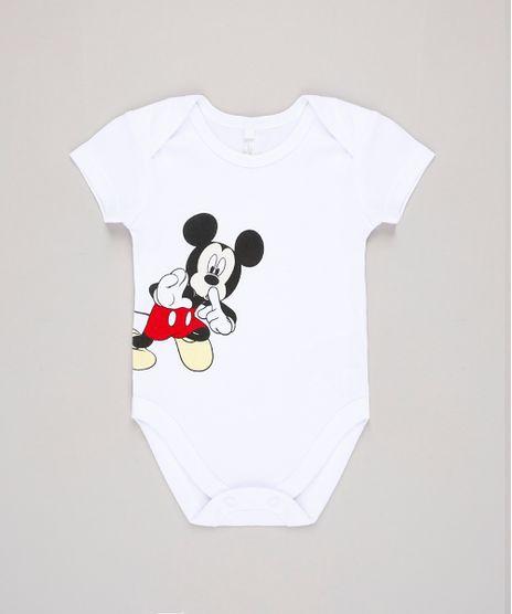 Body-Infantil-Mickey-Mouse-Manga-Curta-Branco-9685275-Branco_1