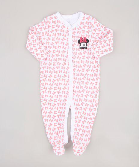 Macacao-Infantil-Minnie-Estampado-de-Lacinhos-com-Pezinho-Manga-Longa-Branco-9686027-Branco_1