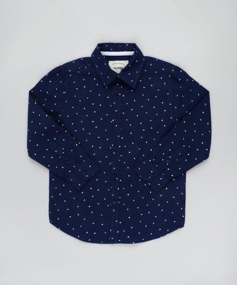 Camisa-Infantil-Estampada-Mini-Print-de-Letras-Manga-Longa-Azul-Marinho-9808442-Azul_Marinho_1