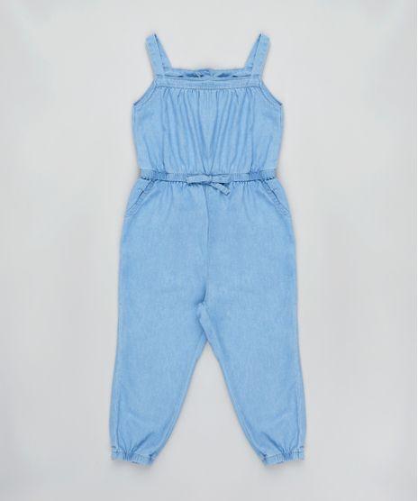 Macacao-Jeans-Infantil-com-Bolsos-Alca-Media-Azul-Claro-9829314-Azul_Claro_1