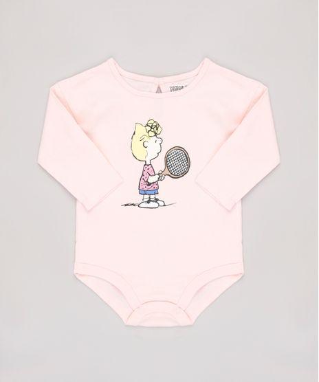 Body-Infantil-Sally-Brown-Snoopy-Manga-Longa-Rosa-Claro-9723440-Rosa_Claro_1