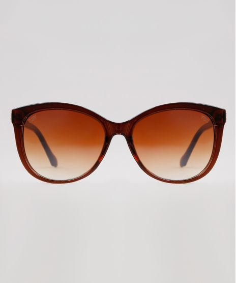 Oculos-de-Sol-Redondo-Feminino-Yessica-Marrom-9932828-Marrom_1