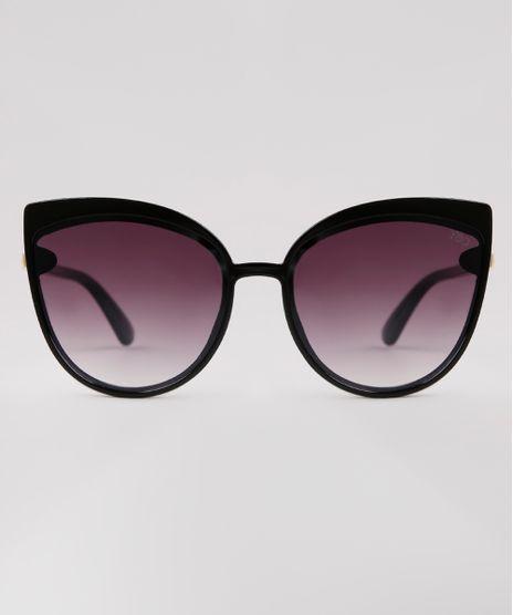 Oculos-de-Sol-Redondo-Feminino-Yessica-Preto-9932775-Preto_1