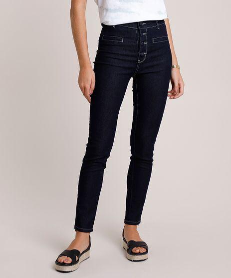 Calca-Jeans-Feminina-Sawary-Super-Skinny-Heart-Cintura-Alta-Azul-Escuro-9941541-Azul_Escuro_1