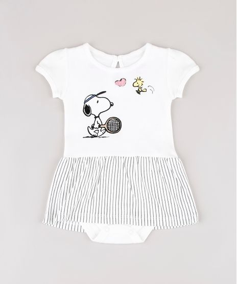 Body-Saia-Infantil-Snoopy-com-Listras-Manga-Curta-Branco-9723441-Branco_1