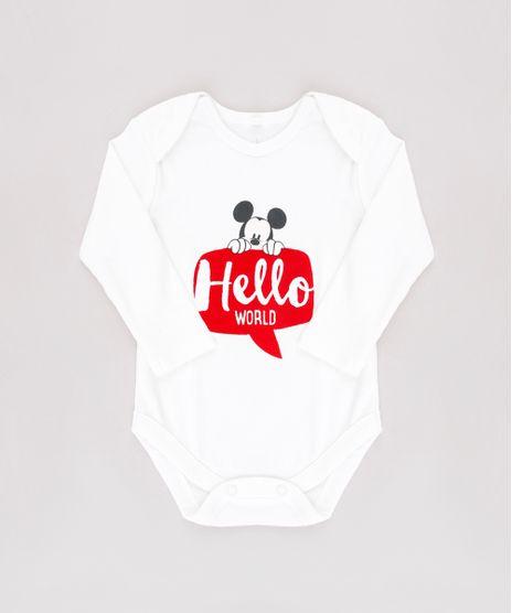 Body-Infantil-Mickey-Mouse--Hello-World--Manga-Longa-Off-White-9917206-Off_White_1