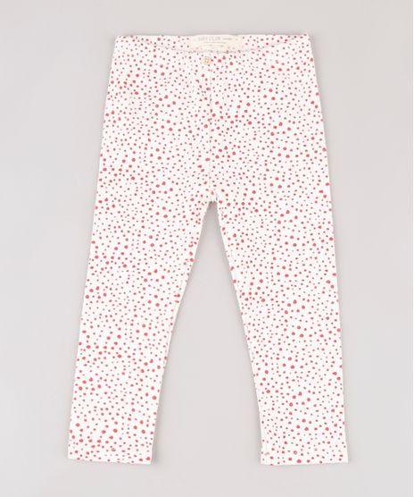 Calca-Legging-Infantil-Canelada-Estampada-de-Poa-com-Bolso-Off-White-9659613-Off_White_1
