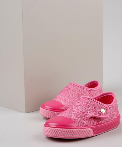 Tenis-Infantil-Pimpolho-com-Velcro-Rosa-Escuro-9922856-Rosa_Escuro_1