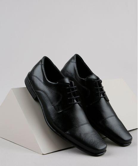 Sapato-Social-Masculino-Oneself-Bico-Quadrado-com-Cadarco-Preto-9922862-Preto_1