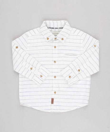 Camisa-Infantil-em-Linho-Listrada-com-Bolso-e-Martingale-Manga-Longa-Off-White-9670878-Off_White_1