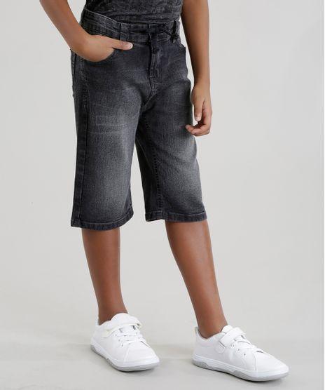 Bermuda-Jeans-Preta-8565836-Preto_1