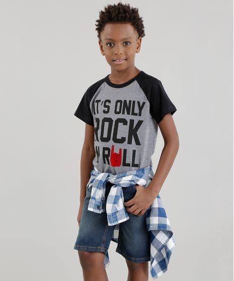 Camiseta--It-s-Only-Rock-n-Roll--Cinza-Mescla-8566996-Cinza_Mescla_1