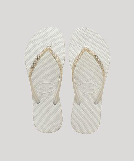 Chinelo-Havaianas-Feminino-Slim-Sparkle-com-Glitter-Branco-9818683-Branco_1