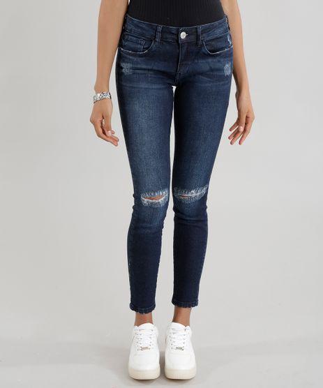 Calca-Jeans-Cigarrete-Azul-Escuro-8633583-Azul_Escuro_1