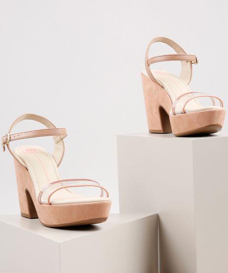 Sandalia-Feminina-Moleca-Plataforma-em-Suede-com-Tira-Transparente-Rose-9902566-Rose_1