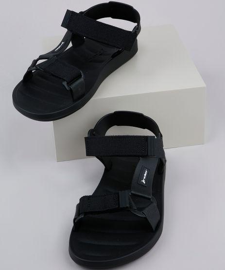 Papete-Masculina-Rider-com-Velcro-Preta-9903243-Preto_1