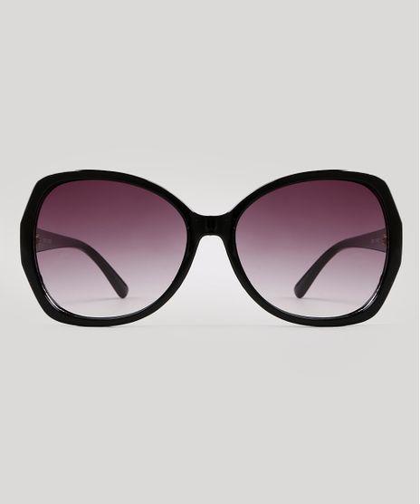 Oculos-de-Sol-Redondo-Feminino-Yessica-Preto-9932120-Preto_1