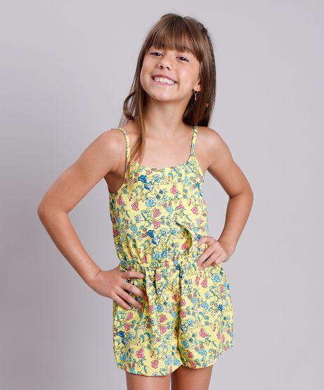 Macaquinho-Infantil-Estampado-Floral-Alca-Fina-Amarelo-9686332-Amarelo_1