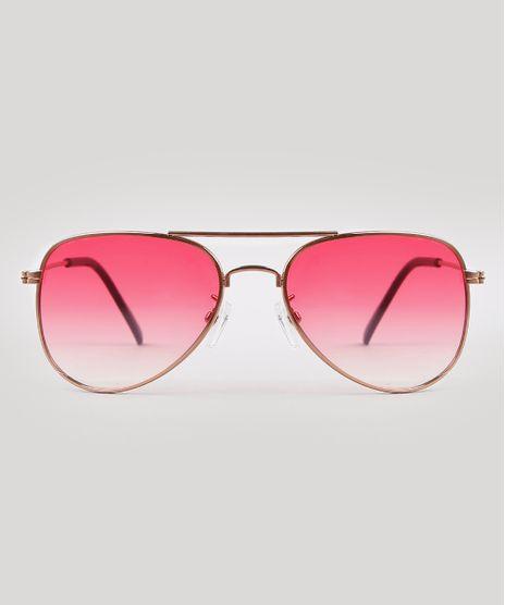 Oculos-de-Sol-Aviador-Infantil-Oneself-Dourado-9932857-Dourado_1