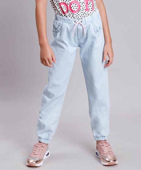 Calca-Jeans-Infantil-Jogger-com-Cordao-e-Babado-Azul-Claro-9892823-Azul_Claro_1