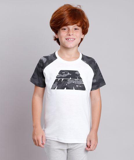 Camiseta-Infantil-Raglan-Star-Wars-Manga-Curta-Off-White-9837974-Off_White_1