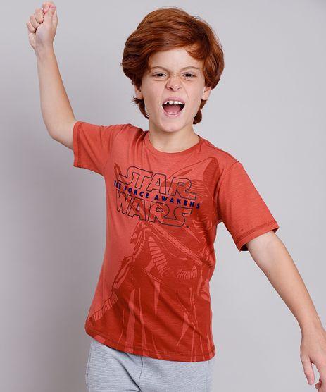 Camiseta-Infantil-Star-Wars-O-Despertar-da-Forca-Manga-Curta-Cobre-9837972-Cobre_1