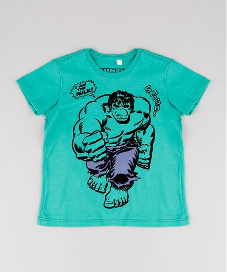 Camiseta-Infantil-Hulk-Manga-Curta-Verde-9865803-Verde_1