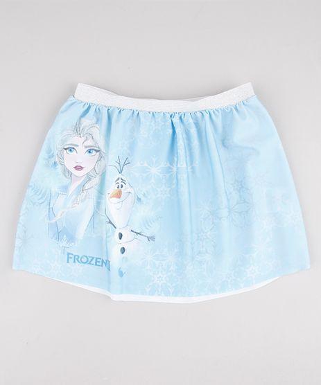Saia-Infantil-Frozen-Estampada-com-Lurex-Azul-Claro-9899885-Azul_Claro_1