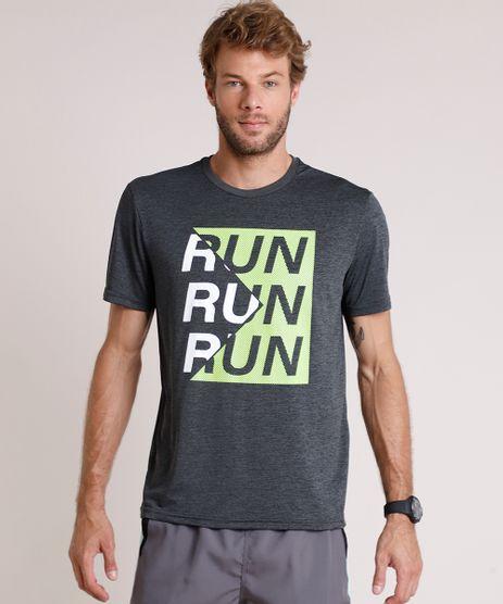 Camiseta-Masculina-Esportiva-Ace--Run--Manga-Curta-Gola-Careca-Cinza-Mescla-Escuro-9868334-Cinza_Mescla_Escuro_1