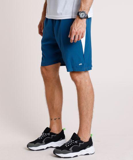 Bermuda--Masculina-Esportiva-Ace-com-Recortes-e-Bolso-Azul-9881951-Azul_1
