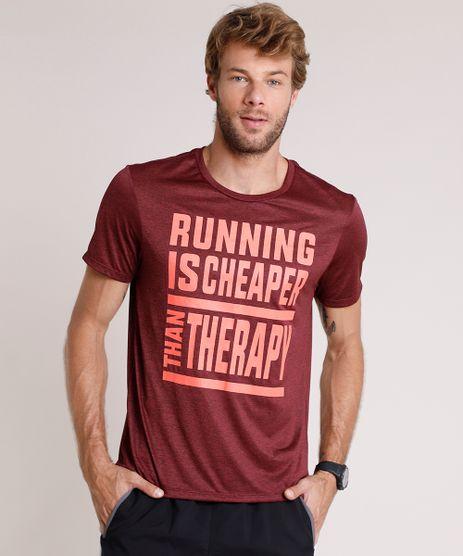Camiseta-Masculina-Esportiva-Ace--Therapy--Mescla-Manga-Curta-Gola-Careca-Vinho-9878287-Vinho_1