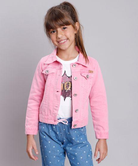 Jaqueta-de-Sarja-Infantil-Rosa-9828207-Rosa_1