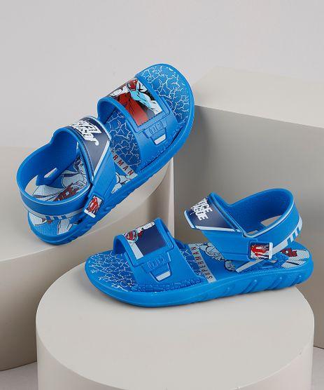 Sandalia-Papete-Infantil-Super-Homem-Liga-da-Justica-Azul-9912240-Azul_1