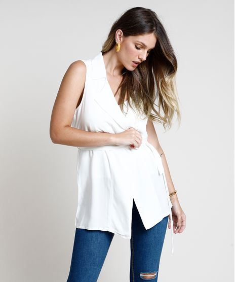 Colete-Feminino-Alongado-com-Amarracao-Gola-Tailleur-Off-White-9879465-Off_White_1