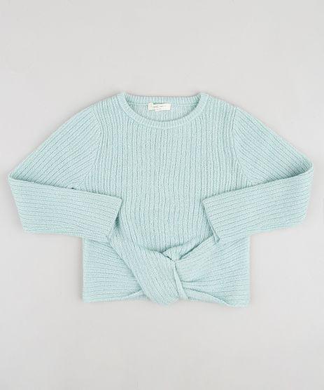 Sueter-Infantil-em-Trico-com-Lurex-e-Transpasse-Verde-9797534-Verde_1
