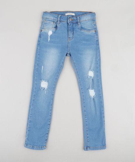 Calca-Jeans-infantil-Destroyed-Azul-Medio-9846211-Azul_Medio_1