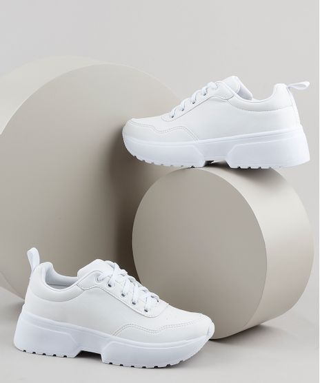 Tenis-Feminino-Oneself--Branco-9698015-Branco_1