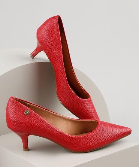 Scarpin-Feminino-Vizzano-em-Verniz-Texturizado-Bico-Fino-Vermelho-9050933-Vermelho_1
