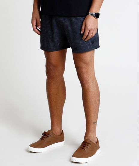 Short-Masculino-Listrado-com-Bolso-Preto-9863752-Preto_1