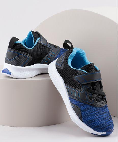 Tenis-Infantil-Palomino-Esportivo-Running-com-Velcro-Azul-Marinho-9645231-Azul_Marinho_1