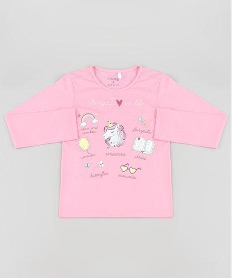Blusa-Infantil--Things-i-love-----Manga-Longa--Rosa-9914216-Rosa_1