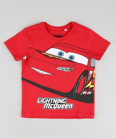 Camiseta-Infantil-Relampago-McQueen-Carros-Manga-Curta-Vermelho-9914626-Vermelho_1