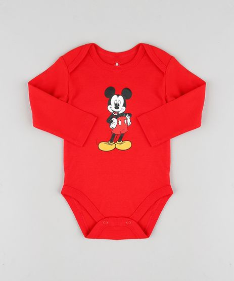 Body-Infantil-Mickey-Manga-Longa-Vermelho-9839848-Vermelho_1