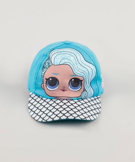 Bone-Infantil-Aba-Curva-LOL-Surprise-com-Brilho-Azul-Claro-9866259-Azul_Claro_1
